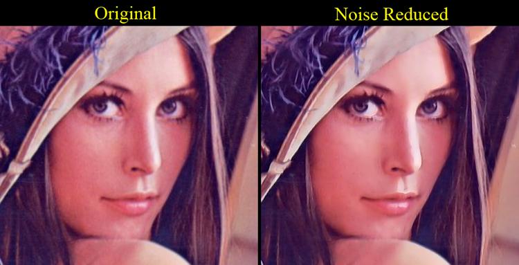 Custom Digital Noise Reduction Background Information